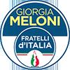 Fratelli d'Italia con Giorgia Meloni