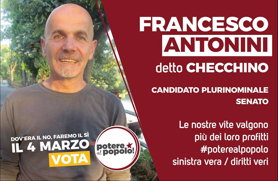 Antonini Francesco Detto Checchino