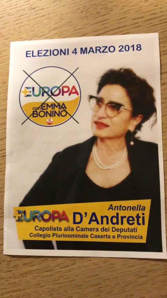 D'Andreti Antonetta