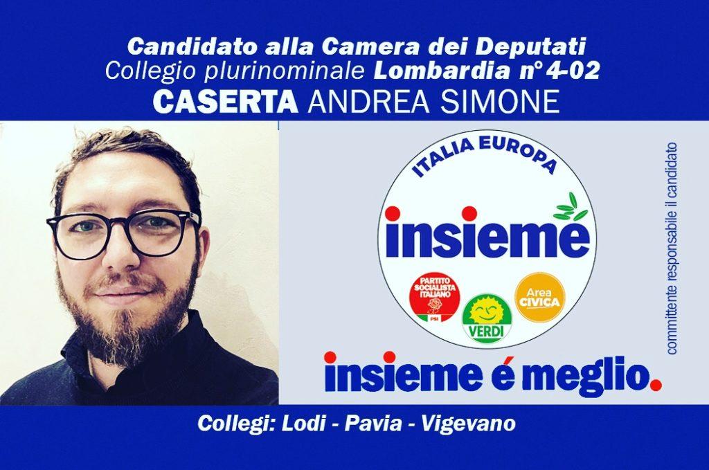 Caserta Andrea Simone
